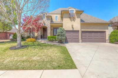 Bixby Single Family Home For Sale: 9379 E 108th Place S