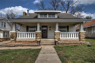 Okmulgee Single Family Home For Sale: 1241 E 10th Street
