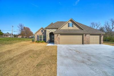 Claremore Single Family Home For Sale: 504 Castle Pine Circle