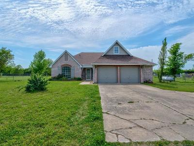 Sand Springs Single Family Home For Sale: 5166 N 116th West Avenue