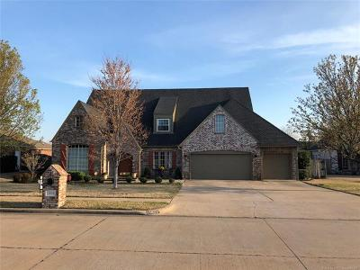 Owasso Single Family Home For Sale: 13808 E 87th Place North