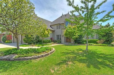 Tulsa Single Family Home For Sale: 11408 S Harvard Avenue