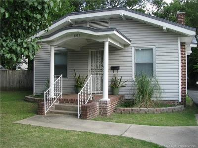 Okmulgee Single Family Home For Sale: 1332 E 10th Street