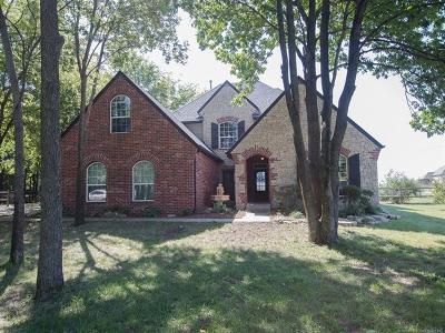 Owasso Single Family Home For Sale: 19702 E Redbud Drive