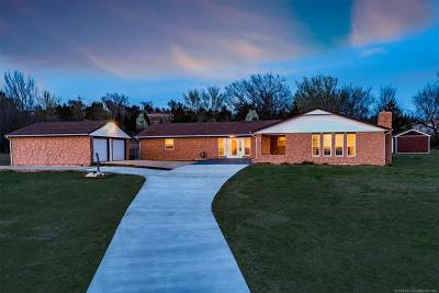 Bartlesville Single Family Home For Sale: 156 County Road 3237