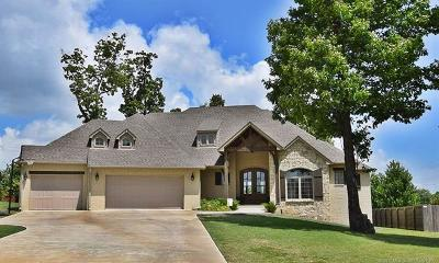 Tahlequah OK Single Family Home For Sale: $379,900