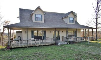 Park Hill Single Family Home For Sale: 18979 W Sugar Hollow Road