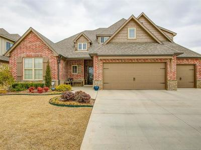 Bixby Single Family Home For Sale: 12497 S 73rd East Place
