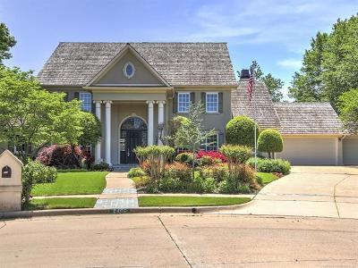 Broken Arrow Single Family Home For Sale: 8408 S 1st Avenue