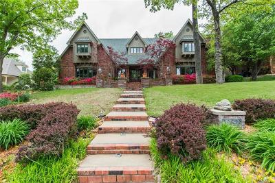 Tulsa Single Family Home For Sale: 10626 S 70th East Avenue