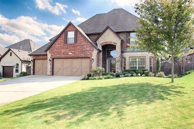 Broken Arrow Single Family Home For Sale: 7539 E Galveston Place