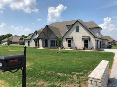 Collinsville Single Family Home For Sale: 18925 S Hickory Place