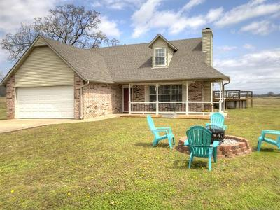 Claremore Single Family Home For Sale: 24807 S Wells Ranch Road
