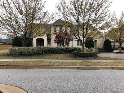 Broken Arrow Single Family Home For Sale: 4017 S Quinoa Avenue