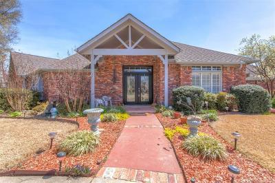 Tulsa Single Family Home For Sale: 10707 S Toledo Avenue