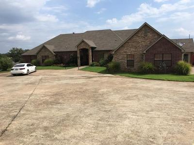 Sand Springs Single Family Home For Sale: 587 S 275th West Avenue