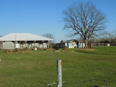 Atwood OK Single Family Home For Sale: $174,500
