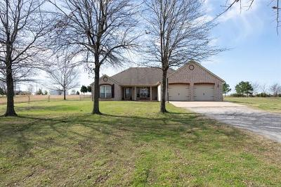 Collinsville Single Family Home For Sale: 11816 E 179th Street North