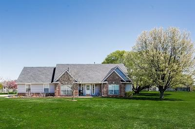 Claremore Single Family Home For Sale: 24875 S Meadow Ridge Road