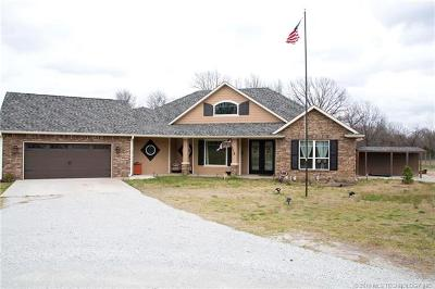 Ada OK Single Family Home For Sale: $469,000