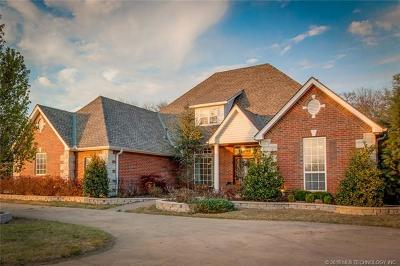 Ada Single Family Home For Sale: 180 Coyote Trail