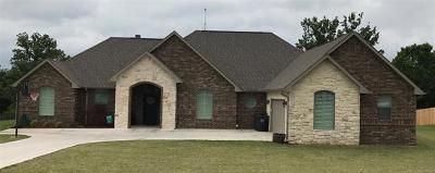 Single Family Home For Sale: 11327 County Road 1518