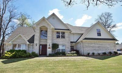 Tahlequah OK Single Family Home For Sale: $304,900