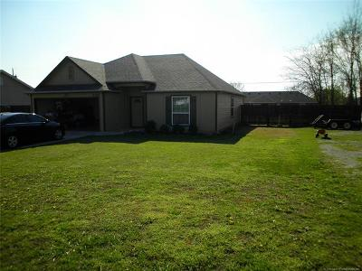 Collinsville Single Family Home For Sale: 11728 N 191st East Avenue