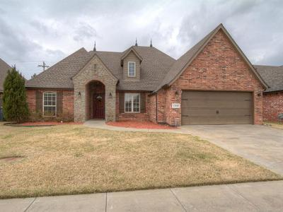 Jenks Single Family Home For Sale: 12410 S Date Place