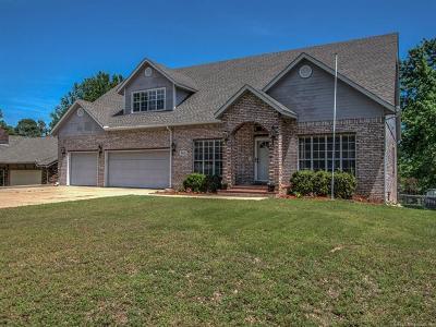 Broken Arrow Single Family Home For Sale: 6601 S 5th Avenue E