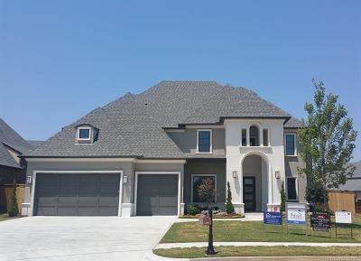Broken Arrow Single Family Home For Sale: 4008 S Orange Circle