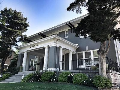 Tulsa Single Family Home For Sale: 1615 S Owasso Avenue