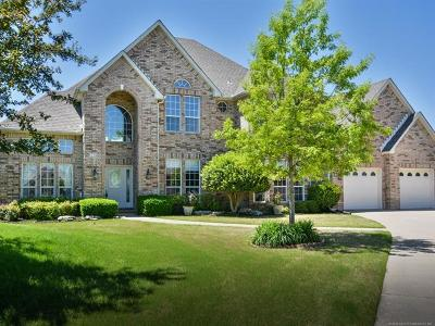 Broken Arrow Single Family Home For Sale: 4104 N Pine Avenue