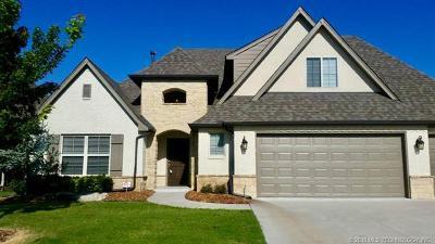 Bixby Single Family Home For Sale: 12552 S 71st East Avenue