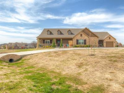 Sand Springs Single Family Home For Sale: 13001 W 58th Street S