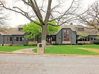 Tulsa OK Single Family Home For Sale: $1,290,000