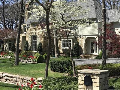 Tulsa Single Family Home For Sale: 4821 E 99th Street
