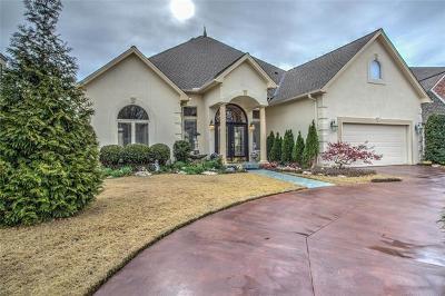 Tulsa Single Family Home For Sale: 9825 S Winston Avenue