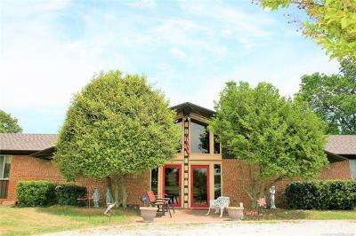 Ada Single Family Home For Sale: 1500 N Monte Vista Street