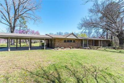 Claremore Single Family Home For Sale: 25557 S Ridgeview Court