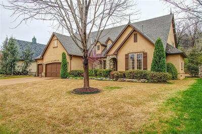 Tulsa Single Family Home For Sale: 11419 S Harvard Avenue