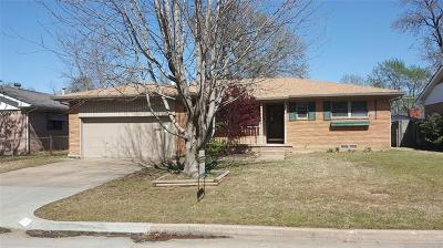 Tulsa OK Single Family Home For Sale: $86,900