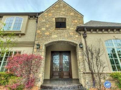 Tulsa Single Family Home For Sale: 11407 S College Avenue