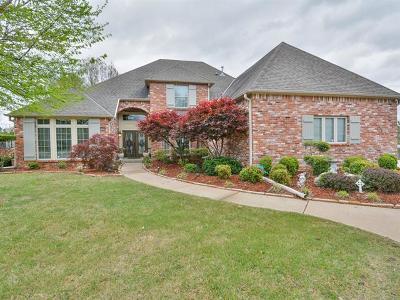 Tulsa Single Family Home For Sale: 12025 S Granite Avenue