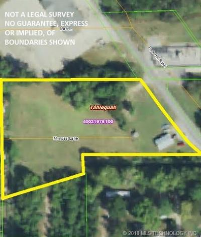 Cherokee County Residential Lots & Land For Sale: Park Hill Road