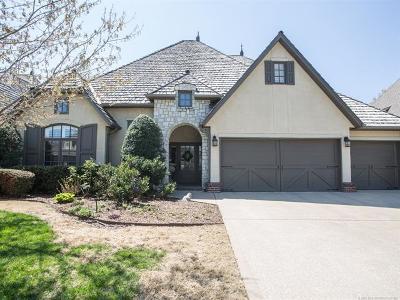 Tulsa Single Family Home For Sale: 9614 S Winston Avenue