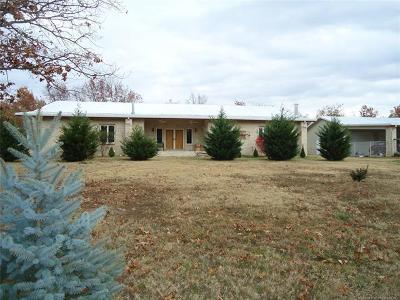Cherokee County Single Family Home For Sale: 11190 N 400 Road
