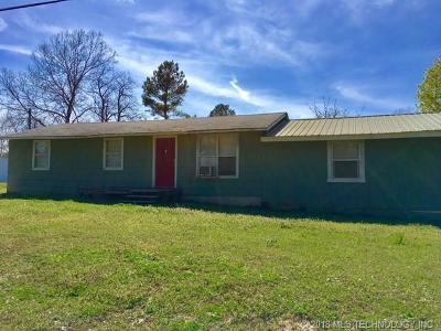 Single Family Home For Sale: 105 N Sliger Street