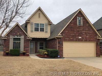 Broken Arrow Single Family Home For Sale: 4124 S Sweet Gum Avenue