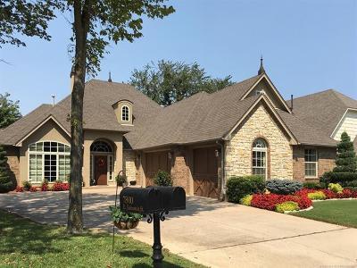 Broken Arrow Single Family Home For Sale: 7804 E Galveston Street